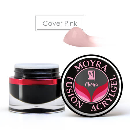 Acrylgel Fusion - Cover pink - posudica 30g