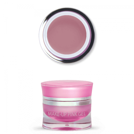 Gradivni gel – Make-up Pink 15g