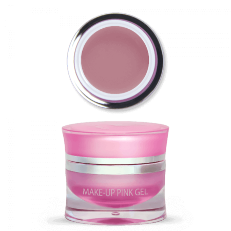 Gradivni gel – Make-up Pink 30g