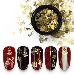 Nail art selection